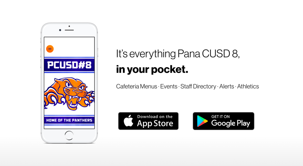 Pana CUSD 8 app NOW available!