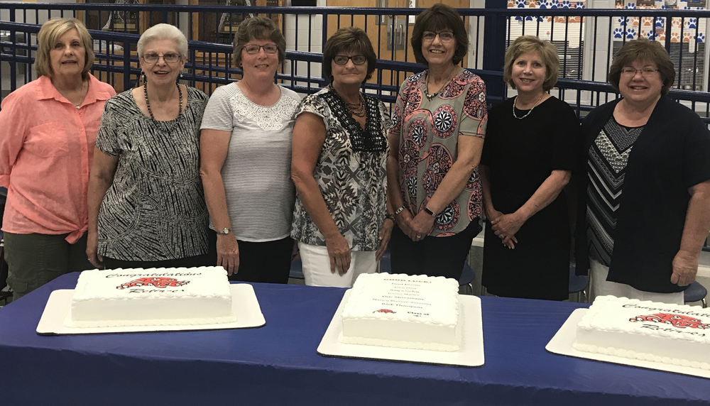 2019 Retirement Reception