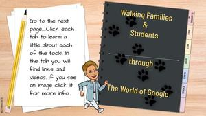 Walking Families & Students through The World of Google at Lincoln Elementary