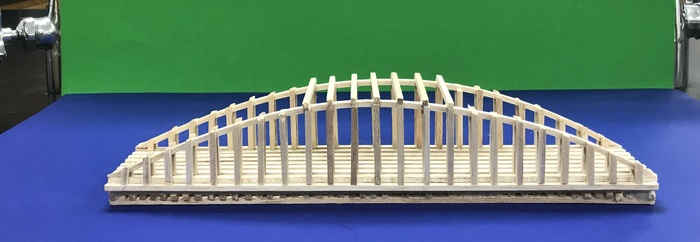 Winning bridge design