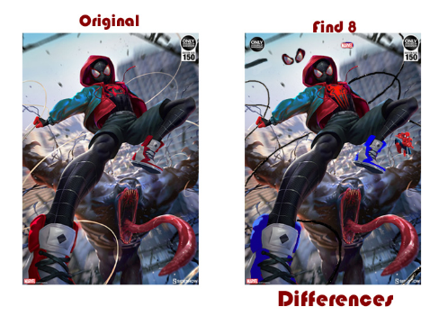 photoshop differences