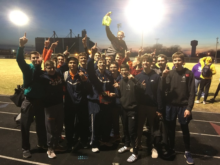 2019 Pana Boys Win The Litchfield Relays