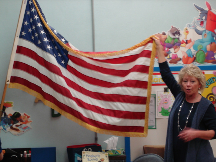 Pledge of Allegiance and the Story of the Flag