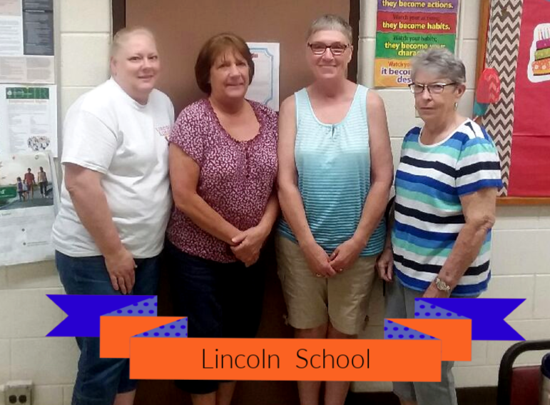 Lincoln Cafeteria Staff