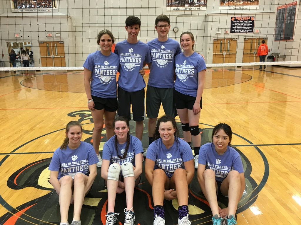 2019 IM Volleyball Champs