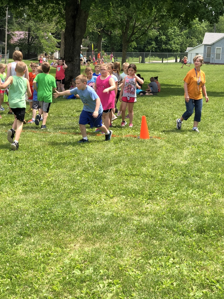 Ball and cone relay
