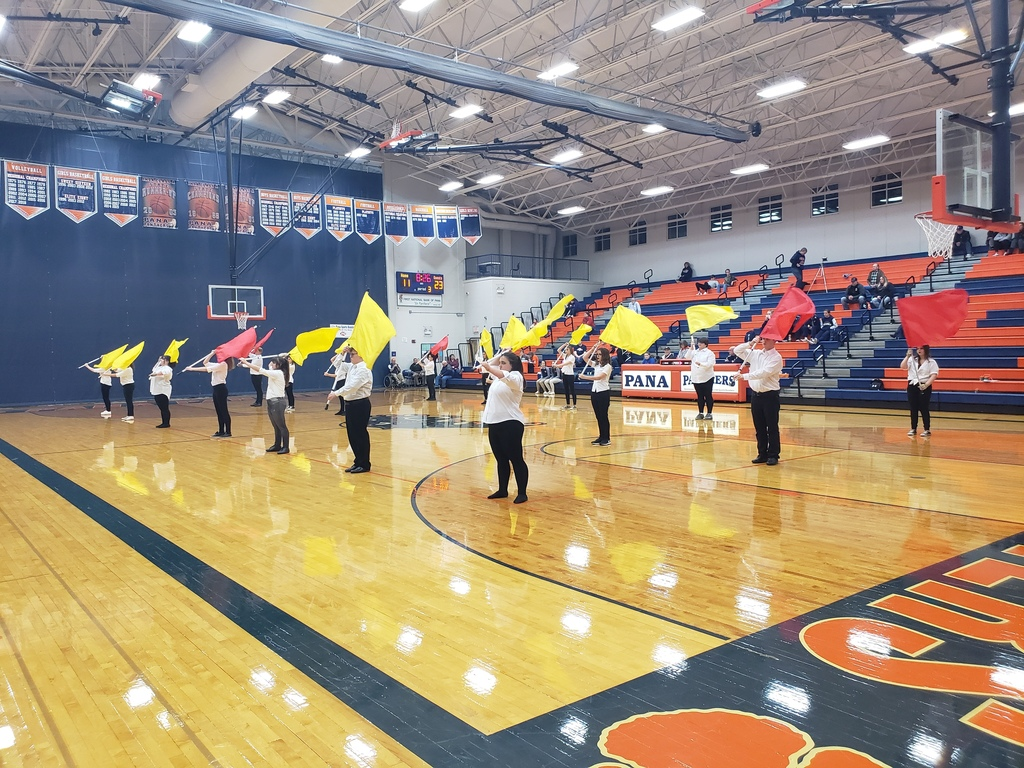 Color Guard Performance