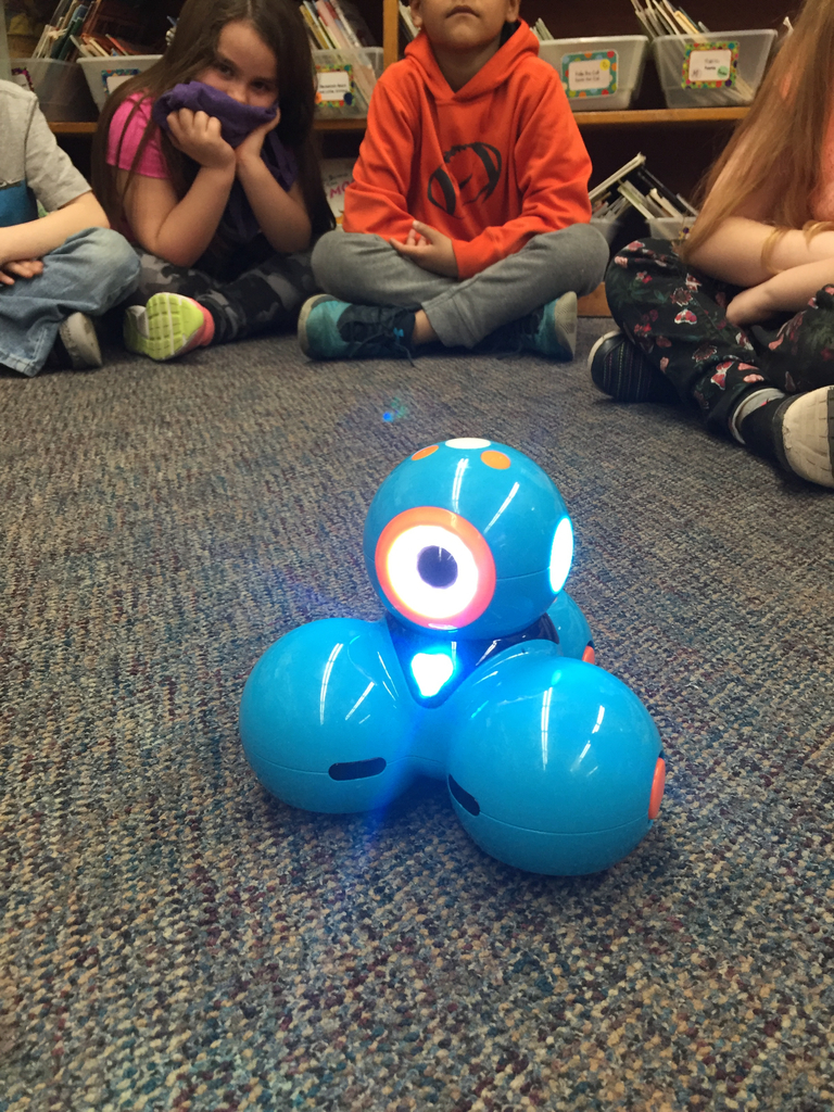 Robots in the classroom!